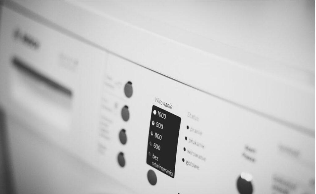 hoe breed wasmachine